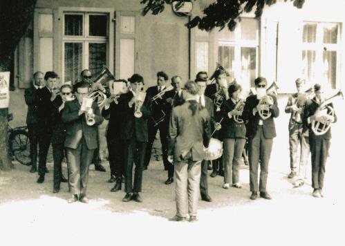Blasorchester Stücken